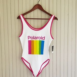 Polaroid Body Suit